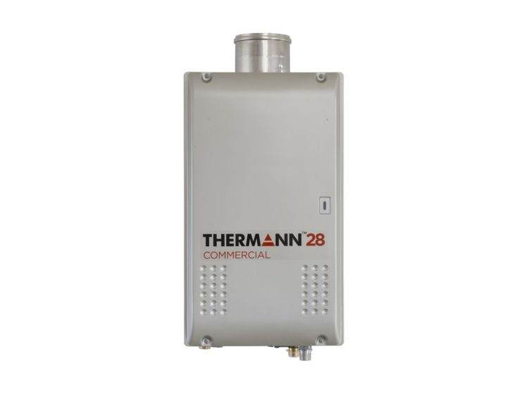 Web 1200x900 Thermann Commercial Continuous Flow Hot Water Unit Internal 28ltr